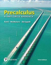 Precalculus: A Unit Circle Approach with Integrated Review Plus Mymathlab with Pearson Etext -- Title-Specific Access Card Package