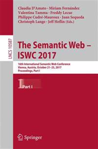 The Semantic Web - ISWC 2017