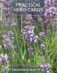 Practical herb cards