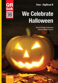 We Celebrate Halloween - DigiRead B