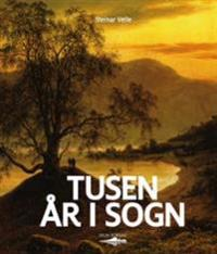 Tusen år i Sogn - Steinar Velle   Inprintwriters.org