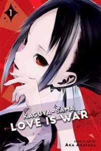 Kaguya-Sama Love Is War 1