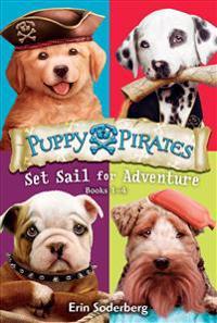 Puppy Pirates Set Sail for Adventure