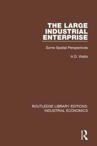 The Large Industrial Enterprise