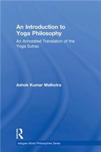 Introduction to Yoga Philosophy
