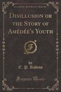 Disillusion or the Story of Ame´de´e's Youth (Classic Reprint)