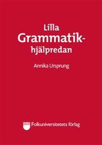 Lilla grammatikhjälpredan