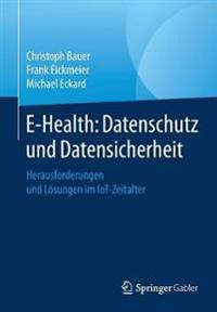 E-health - Datenschutz Und Datensicherheit