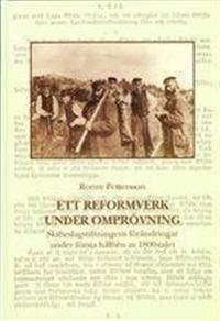 Ett reformverk under omprövning. Skifteslagstiftningens förändringar under första hälften av 1800-talet