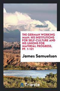 The German Working Man