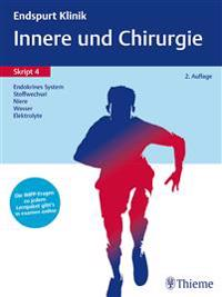 Endspurt Klinik Skript 4: Innere und Chirurgie
