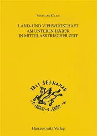 Land- Und Viehwirtschaft Am Unteren Habur in Mittelassyrischer Zeit