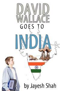 David Wallace Goes to India