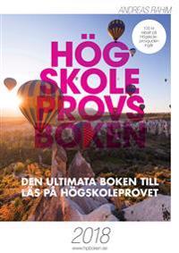 Högskoleprovsboken : den ultimata boken till LÄS på högskoleprovet