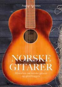 Norske gitarer - Asgaut Steinnes | Ridgeroadrun.org