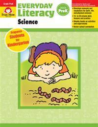 Everyday Literacy Science Grade Pre-K