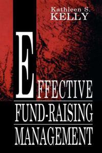 Effective Fund-Raising Management