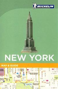 Michelin New York City Map & Guide