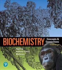 Biochemistry: Concepts and Connections Plus Mastering Chemistry with Pearson Etext -- Access Card Package [With eBook]