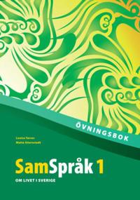 SamSpråk 1 Övningsbok