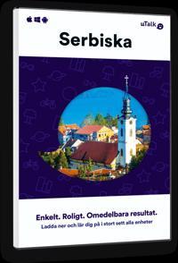 uTalk Serbiska
