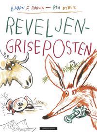 Reveljen-Griseposten - Bjørn F. Rørvik pdf epub