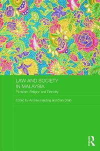Law and Society in Malaysia