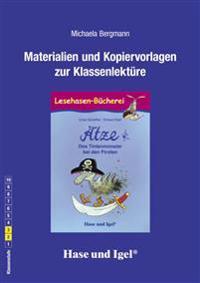 Ätze - Das Tintenmonster bei den Piraten. Begleitmaterial