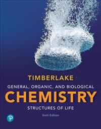 General, Organic, and Biological Chemistry: Structures of Life Plus Mastering Chemistry with Pearson Etext -- Access Card Package [With eBook]