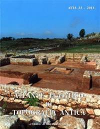 Atlante Tematico Di Topografia Antica 23-2013