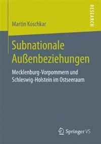 Subnationale Außenbeziehungen