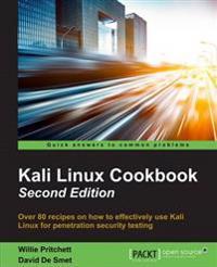 Kali Linux Cookbook -