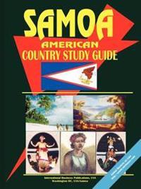 Samoa American a Country Study Guide