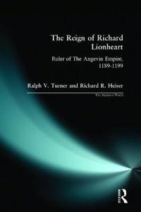 The Reign of Richard Lionheart: Eries