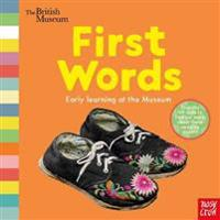 British Museum  First Words -  - böcker (9781788002158)     Bokhandel