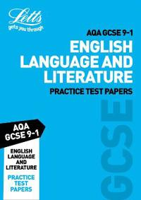 AQA GCSE English Language and Literature Practice Test Papers