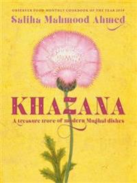 Khazana - a new indo-persian cookbook with recipes inspired by the mughals