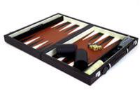 Backgammon, mycket elegant set