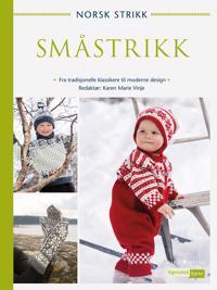 Norsk strikk: Småstrikk