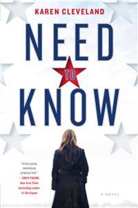 Need to know - a novel