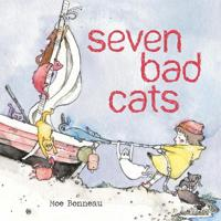 Seven Bad Cats - Moe Bonneau - böcker (9781492657101)     Bokhandel