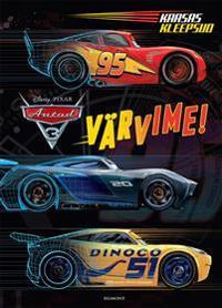 Autod 3. värvimisraamat