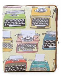 Julia Rothman Typewriter IPad Sleeve