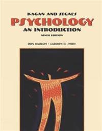 Kagan & Segal's Psychology An Introduction