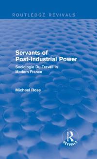 Revival: Servants of Post Industrial Power (1979)