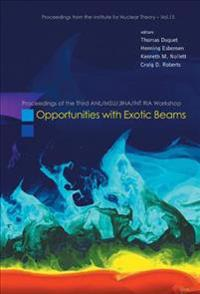 Opportunities With Exotic Beams