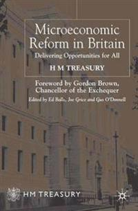 Microeconomic Reform in Britain