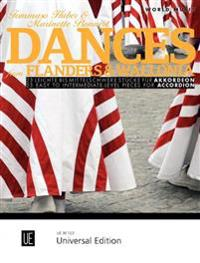 Dances from Flanders & Wallonia