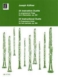 24 instruktive Duette