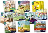 Read Write Inc. Phonics Book Bag Books: Blue Set 6 Storybooks Pack of 100